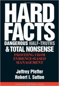Hard Facts Dangerous Half Truths